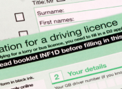 licence application